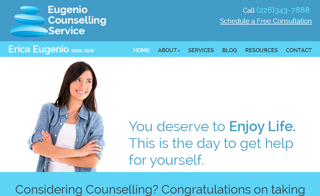 counselling on the web